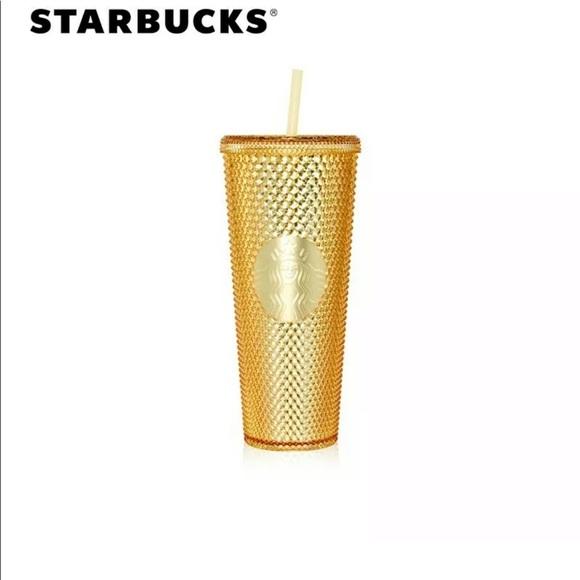 Starbucks Ltd Edition 2021 50th Anniversary Gold